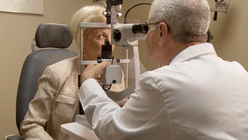 Benaim Eye Exam